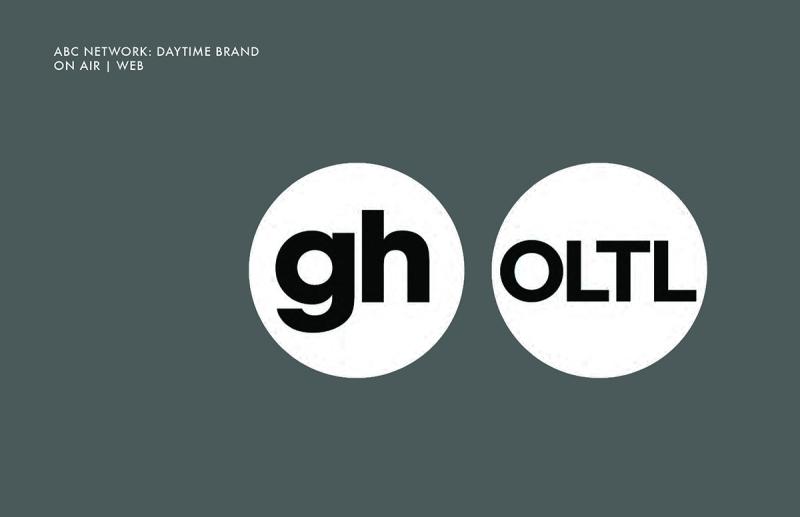 ABC Network Daytime Branding Logos
