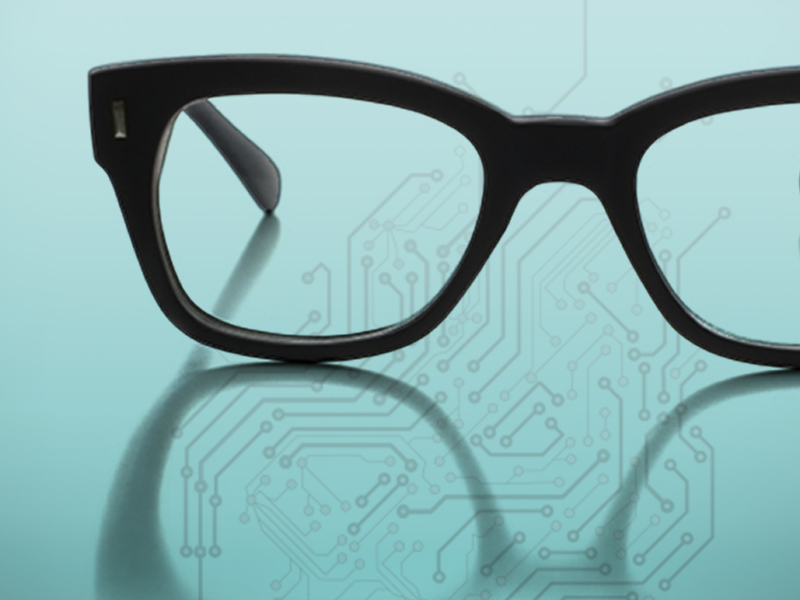 Geek glasses